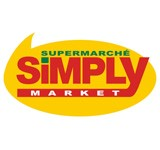 Magasin supermarché Simply Market